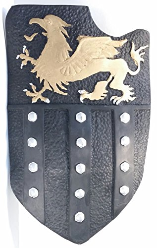 Medieval Griffin Jousting Knight Foam Costume Prop Shield LARP