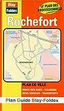 echange, troc Plans Blay Foldex - Plan de ville : Rochefort (avec un index)