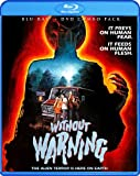 Without Warning (Bluray/DVD Combo) [Blu-ray]