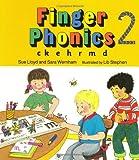 Finger Phonics Book 2: C, K, E, R, H, M, D