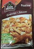 Club House Gravy Mix, Poutine, 42 Grams/1.5 Ounces