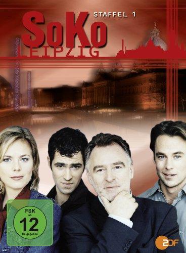 SoKo Leipzig - Staffel 1 [3 DVDs]