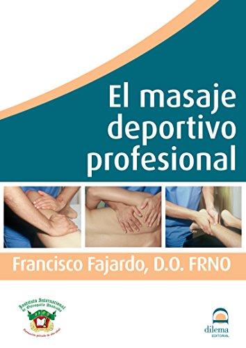 EL MASAJE DEPORTIVO PROFESIONAL
