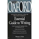The Oxford Essential Guide to Writingby Thomas S. Kane