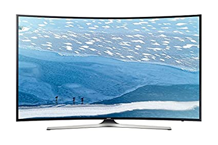 Samsung Televisions Sale!! Upto 25% Off or More On Televisions By Amazon | Samsung UA40KU6300 ( 40 Inches ) UHD Curved Smart LED TV. @ Rs.61,900