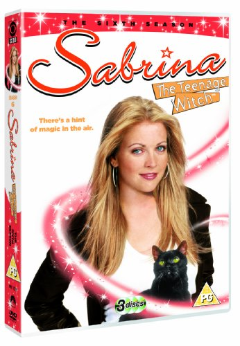 Sabrina: The Teenage Witch - Season 6 [UK Import], DVD