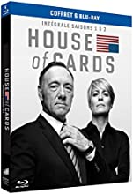 House of Cards - Intégrale saisons 1 et 2 [Blu-ray]