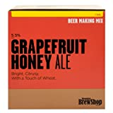 Brooklyn Brew Shop Beer Making Mix, Grapefruit Honey Ale