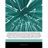 Articles on Lima Locomotives, Including: NYC Mohawk, NYC Hudson, Lima Locomotive Works, Prr M1, Prr H8, Prr B6...