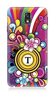 Samsung Galaxy Note 3 3Dimensional High Quality Designer Back Cover by 7C