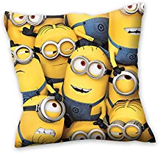 Despicable Me Kissen Minions Crowd - 100% Polyester, Bezug nicht abnehmbar.