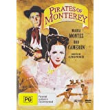 Pirates of Monterey [ NON-USA FORMAT, PAL, Reg.0 Import - Australia ] ~ Maria Montez