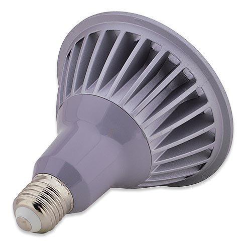 outdoor 14 watt led flood light bulb cool white 1313whx6 my led