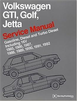volkswagen gti golf jetta service manual