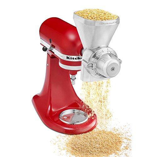 KitchenAid KGM Grain Mill Attachment (Kitchenaid Attachments Flour Mill compare prices)