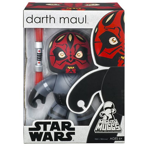 "Star Wars Mighty Muggs 6"" - Darth Maul"