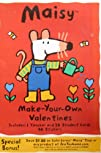 MAISY: Make-Your-Own Valentines: 1 Te…