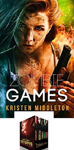 Zombie Games by Kristen Middleton & Cassie Alexandra ebook deal