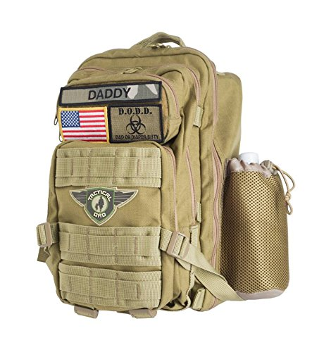Tactical Dad D.O.D.D. (Dad On Diaper Duty) Pack