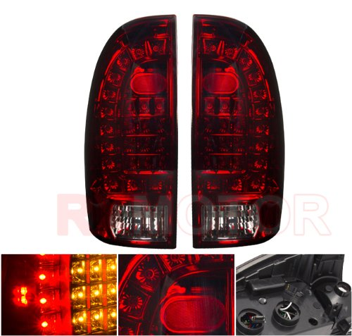 Toyota Tacoma Led Tail Light Assembly Replacement Pair Lh Rh