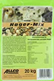 Allco Nager Premium-Mix, 1-er Pack (1 x 20 kg) -