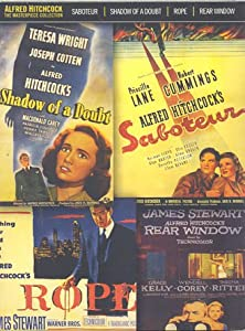 deciphering alfreds masterpiece a review of alfred hitchcocks movie rear window Some critics considered the movie hitchcock's masterpiece hitchcock explains that rear window one of the recurring themes of alfred hitchcock's movies.