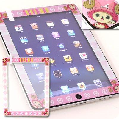 チョッパーマン iPad対応スクリーンプロテクター ON-28A