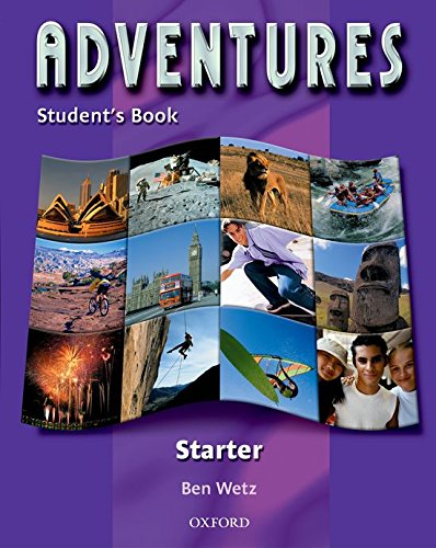 Adventures Starter: Student's Book: Student's Book Starter level