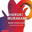 Wilde Schafsjagd (Trilogie der Ratte 3) Audiobook by Haruki Murakami Narrated by David Nathan