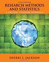 Research Methods and Statistics, 3rd Edition