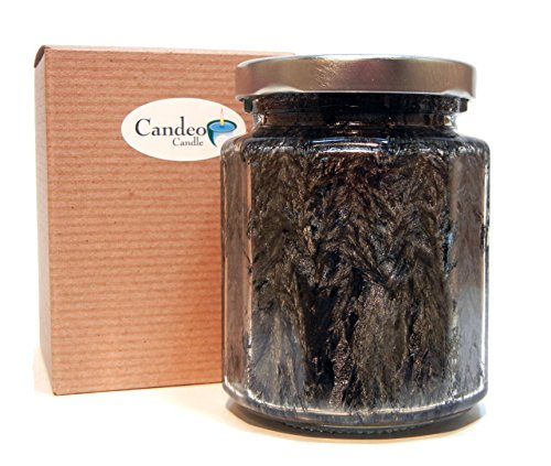 Campfire Smoke Wood Wick Candle 8 Oz Super Scented