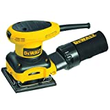 Dewalt 110V 1/4 Sheet Orbital Palm Grip Sander