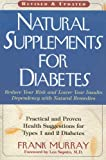 Natural Supplements for Diabetes image