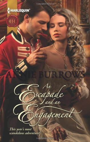 book cover of An Escapade and An Engagement