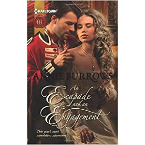 An Escapade and an Engagement by Annie Burrows