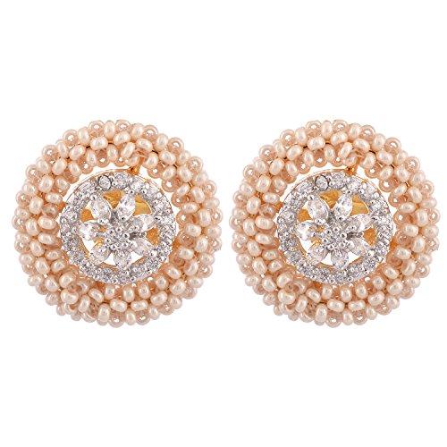 Alloy Daindiashop Alloy Metal Yellow Earrings For Women