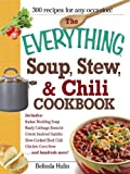 The Everything Soup, Stew, and Chili Cookbook (Everything®)