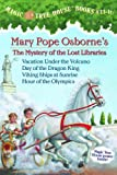 Magic Tree House Boxed Set, Books 13-16