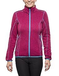 Salewa Kitz 2.0 fleece jacket Ladies PL pink 2014