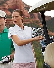 adidas Golf Ladies ClimaLite(r) Pique…