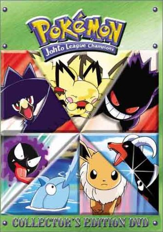 Pokemon 4: Path to Johto League Champion [DVD] [2003] [Region 1] [US Import] [NTSC]