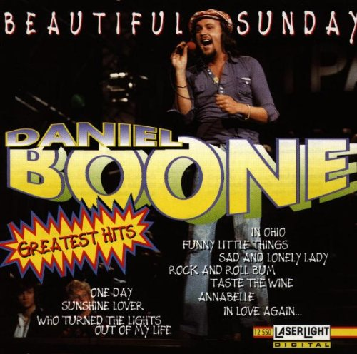 Daniel Boone - Greatest Hits: Beautiful Sindy