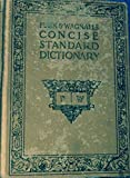 img - for The Concise Standard Dictionary of The English Language book / textbook / text book