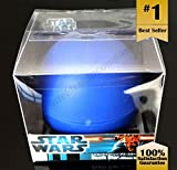 #1 Original Star Wars Death Star Ice Cube Silicone Tray - Great For Star Wars Fans - 100% MONEY BACK GUARANTEE - Food-Grade Quality, BPA Free Silicone Ice Tray - RISK FREE, LIFETIME GUARANTEE