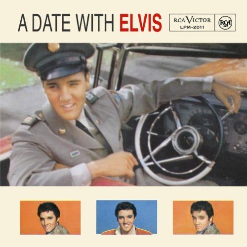 Date With Elvis Elvis Presley Music on Vinyl