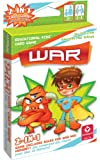 2 In 1 Card Game War & Memory