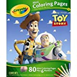 Crayola Disney Mini Colouring Pages Toy Story