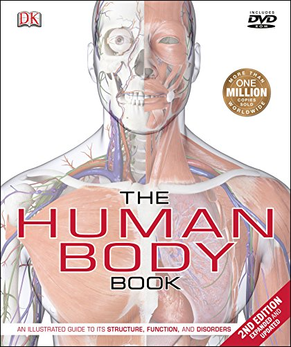 The Human Body Book (Dk Medical Reference)