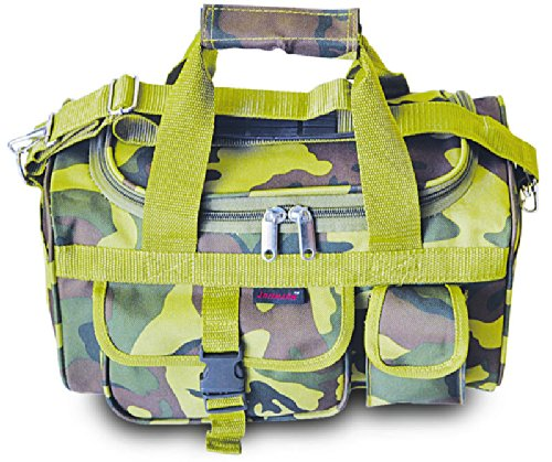 "Explorers 13"" Camo Overnight, Duffel, Hand Bag, Bag Rugged And Built To Last! (Weather/Water Resistant)"