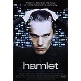 Hamlet Movie Poster -Campbell Scott, Jamey Sheridan, Blair Brown